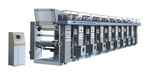 ZYAY81000FHigh speed Gravure printing machine