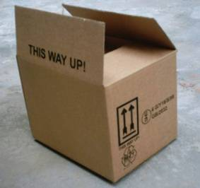 Carton Box, Shipping Carton, Corrugated Carton