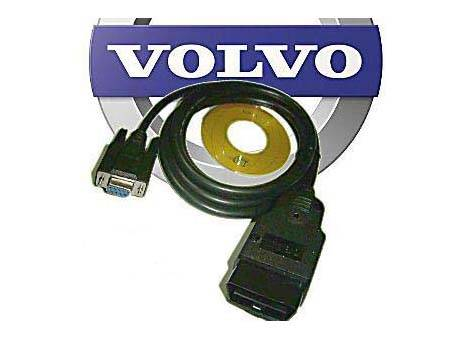 Volvo Scan diagnostic interface