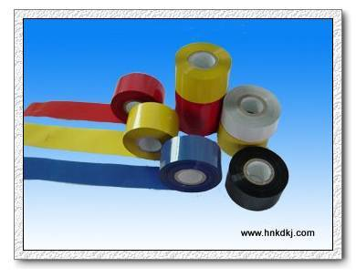 good adhesive printing hot stamping ribbon/foil for printing the expiry date/batch No. on the soft