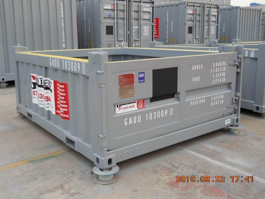 sell 20' half height offshore container