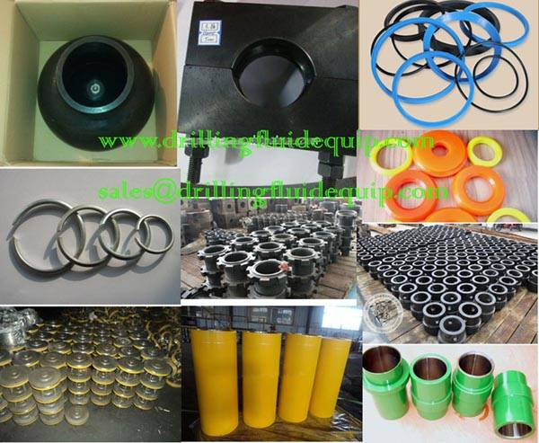 PD45/55 Pulsation dampener & bladder Shaffer & Hydril BOP Ram