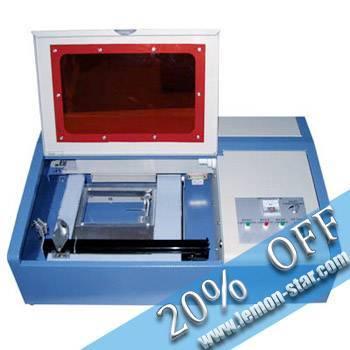 Promotion 20% off laser stamp maker