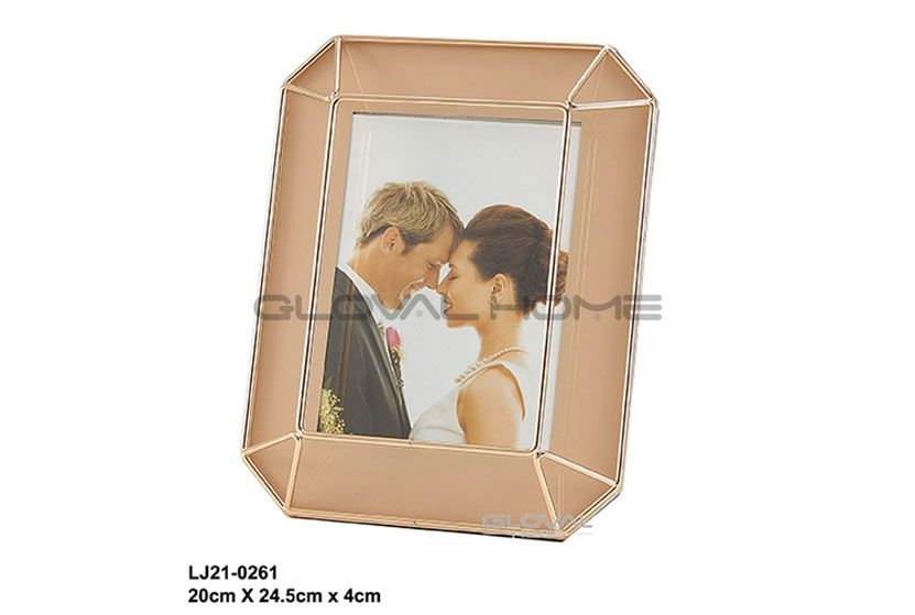 home decoration mirror photo frame