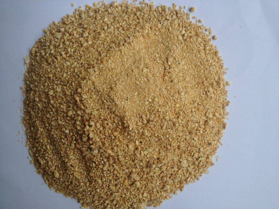 soybean meal, raw material