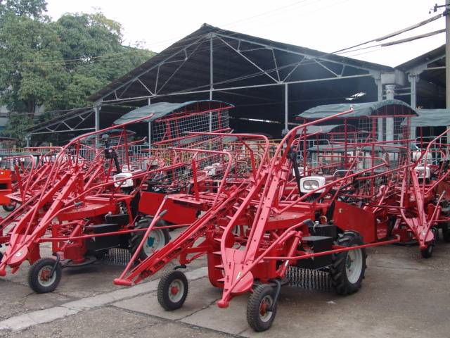 Sugar cane farming harvester of farm machinery SH5II