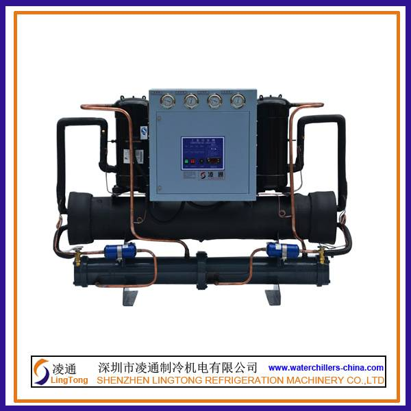 open type water cooling industrial chillers for selling