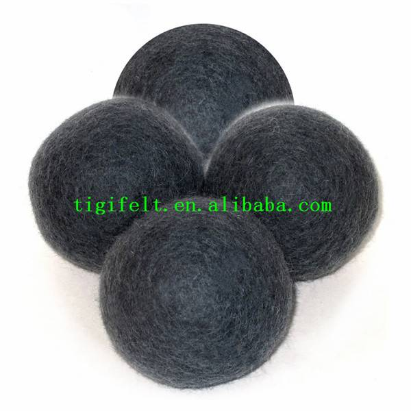 customed made colour washing balls, dryer balls