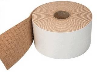 adhesive cork pads