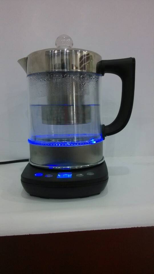 stainless steel water kettle with big spout
