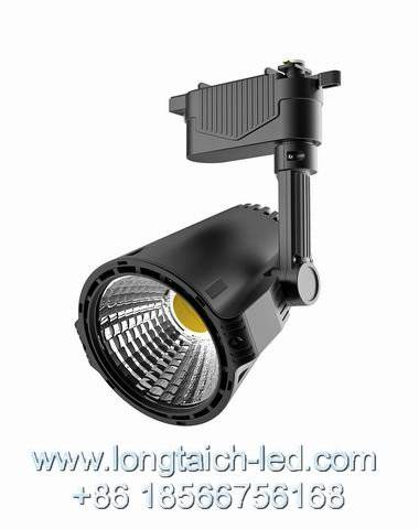 High Quality COB Dimmable 30w led track light