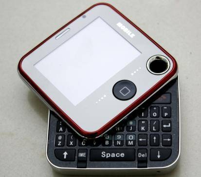 01+Rotary cell phone $80 Unlocked dual camera mobile phone