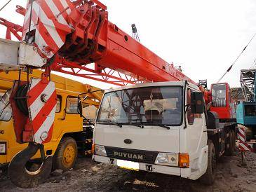 used crane in low price for sale