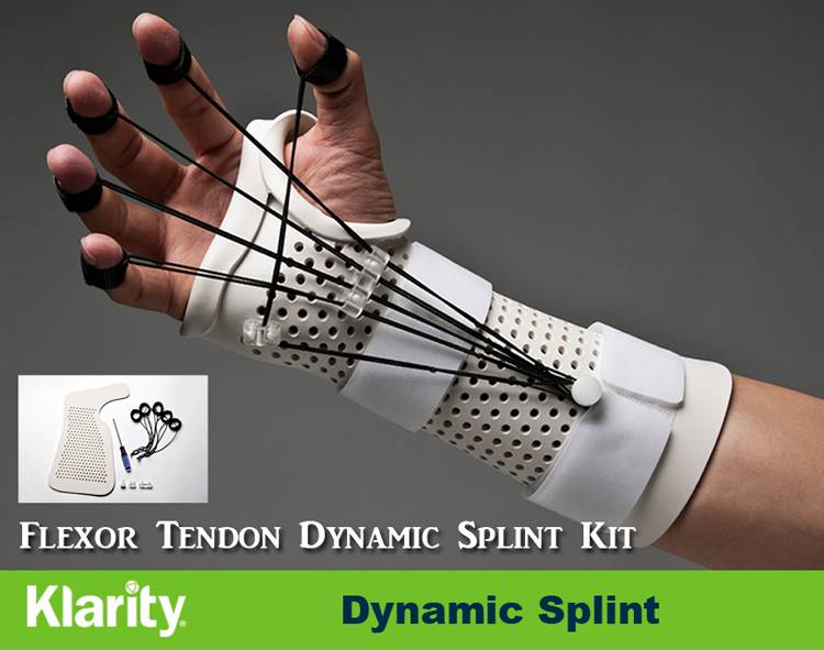 Dynamic Splints - Flexor Tendon Dynamic Splint Kit
