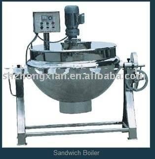 Sandwich Boiler