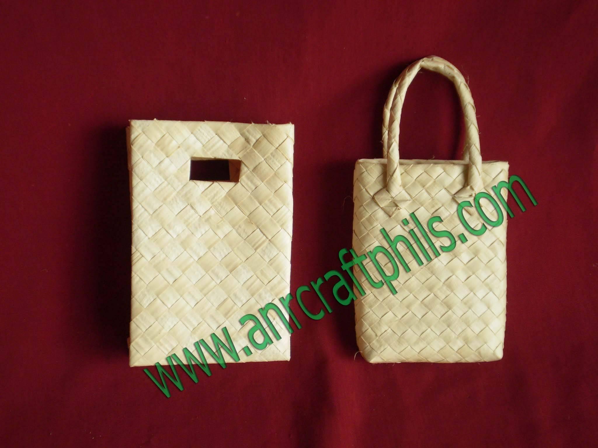 Gift Packagings - Pandan, Buri, Sinamay