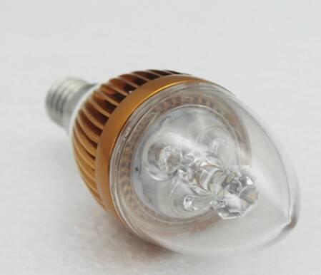 5W E27 LED Candle Light, E27 LED Bulb
