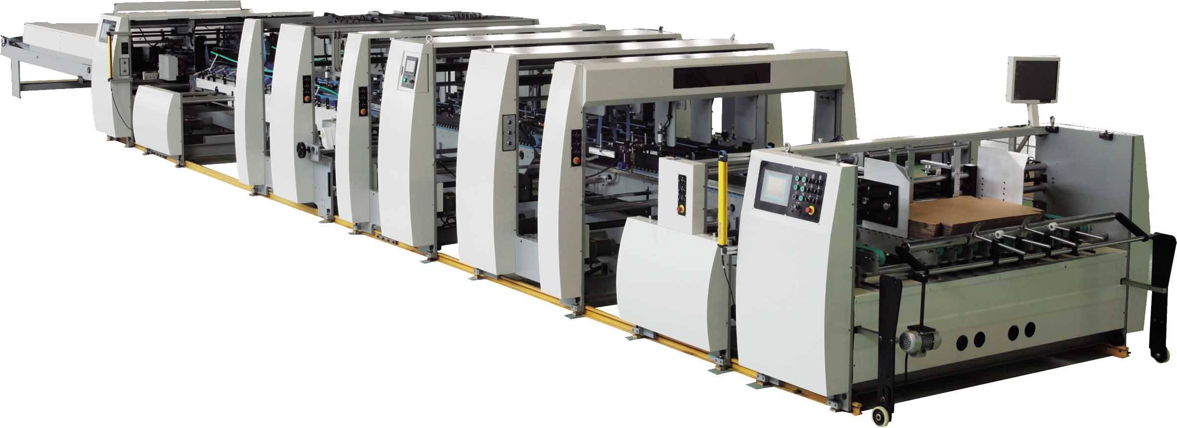 Sell Folder Gluer Machine