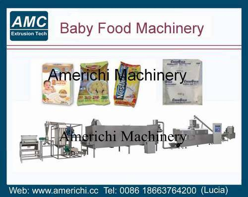 Baby food powder making machines