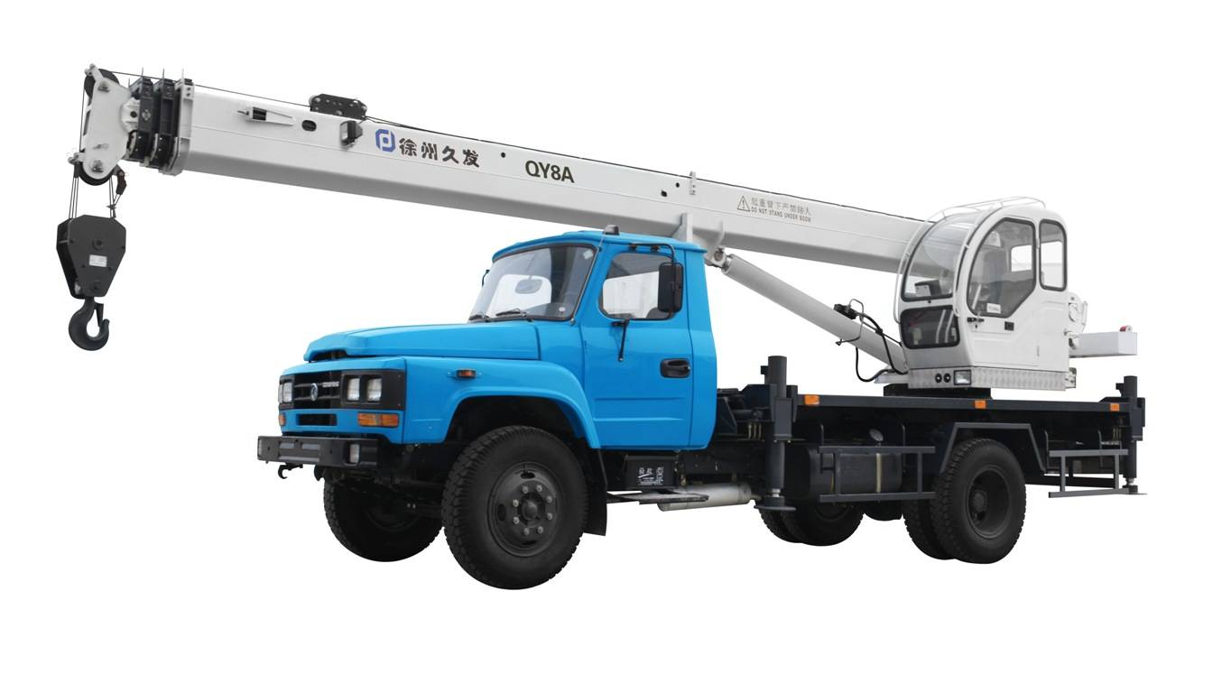 8ton truck crane (Dongfeng Chassis)