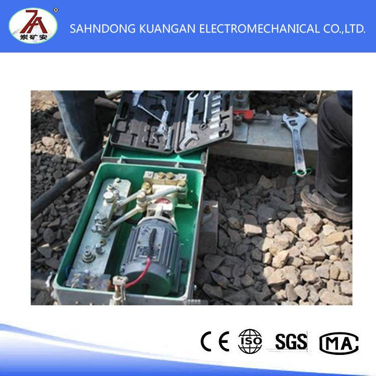 ZD6 Mining electric switch machine