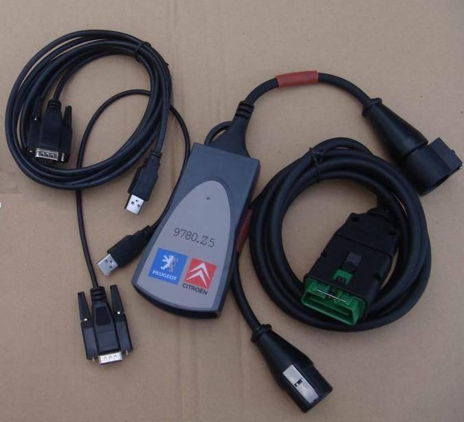 Lexia-3 Citroen/Peugeot Diagnostic Tool(V47+V25)