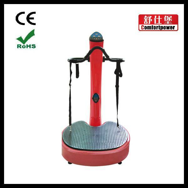 crazy fit massage / vibration plate with CE/ROHS