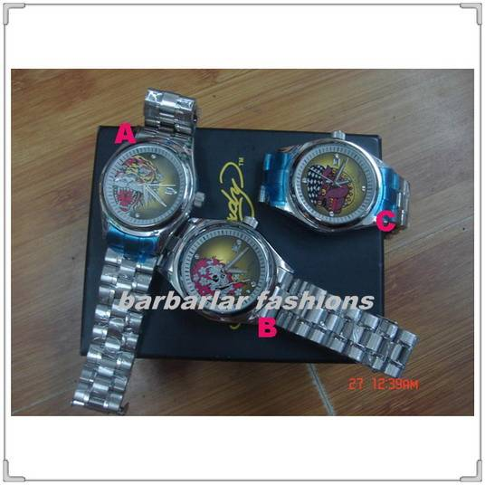 Wholesale Ed hardy ED-BY001 ED watch