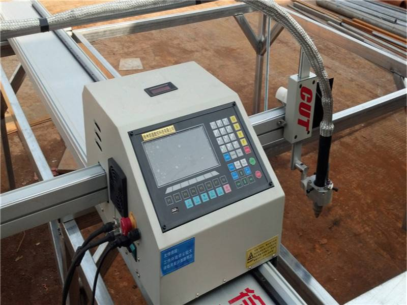 metal cnc plasma machine