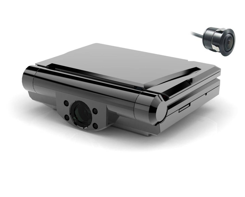 HD Car Black Box Dual Camera