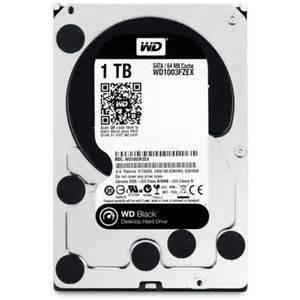 Western Digital WD1003FZEX WD Black 1TB Internal HDD 3.5 Desktop Hard Drive Disk