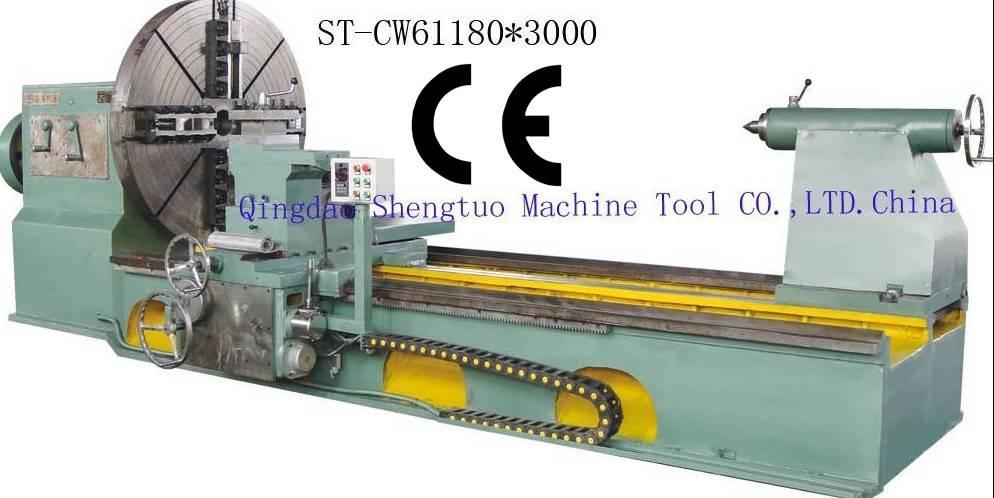 flange lathe machine/ Drums turning lathes/ rotor,roll turning lathe CNC lathe