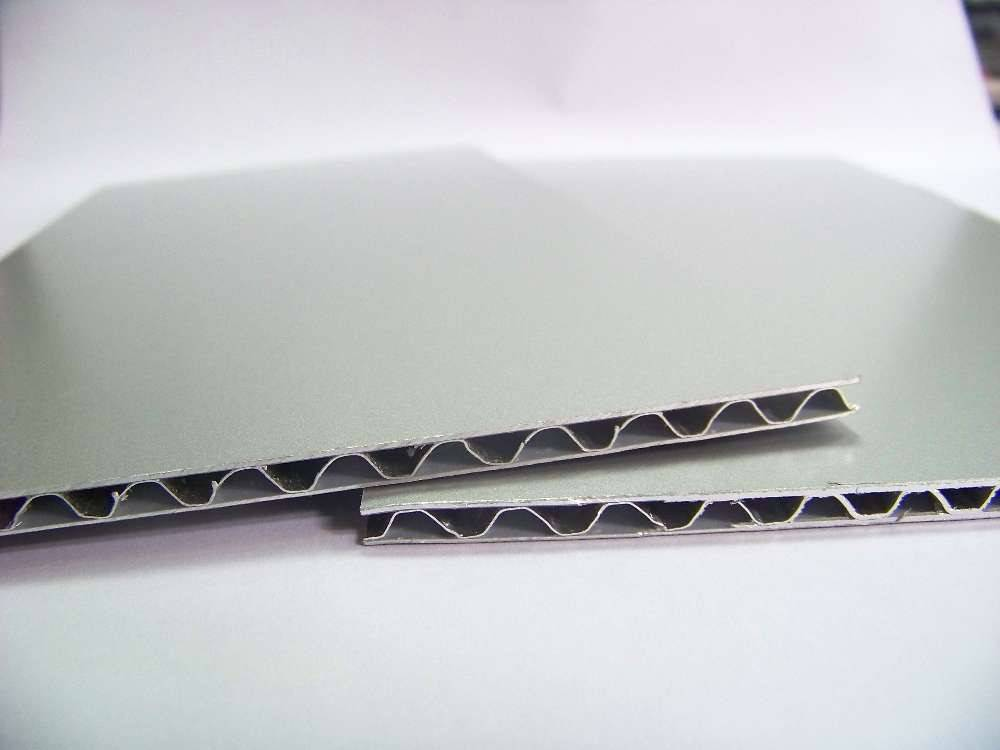 Aluminum Corrugated Panels, Corrugated Aluminum Sheets