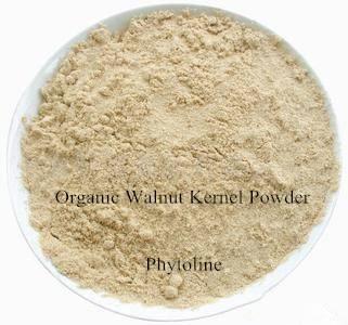 Organic Walnut Kernel Powder