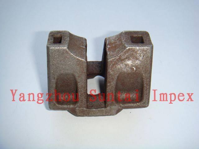 Scaffolding Fittings - Ringlock Ledger Head / Brace Head