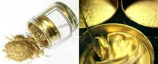 Intaglio printing gold bronze powder manufacturer