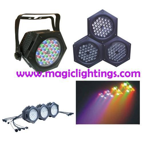 Waterproof Outdoor LED Par King Light (MagicLite) M-A044