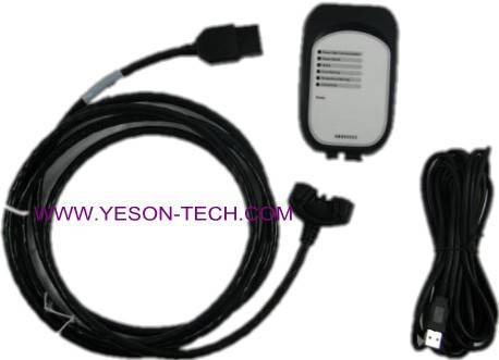 VOLVO VCADS3 Truck Diagnostic Scanner Volvo interface