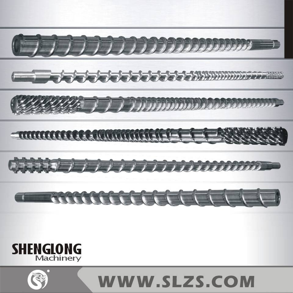 single extruder screw barrel