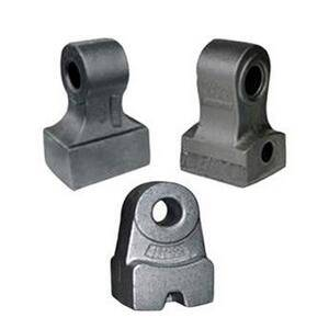 high manganese steel casting hammer crusher spare parts crusher hammer mill