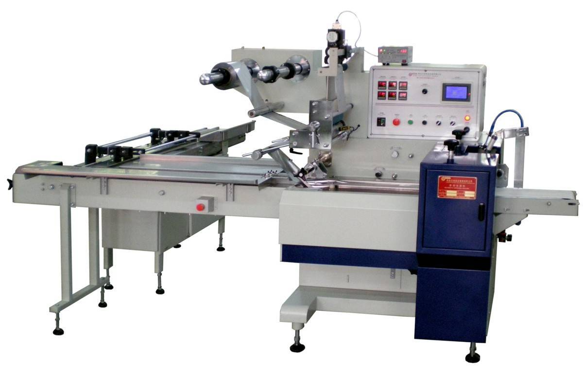 QNXB330 SERVO CONTROL HIGH-SPEED PACKAGING MACHINE