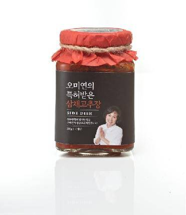 Samchae Hot Pepper Paste