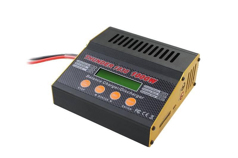 Thunder 1030 balance charger/discharger (30A 1000W)