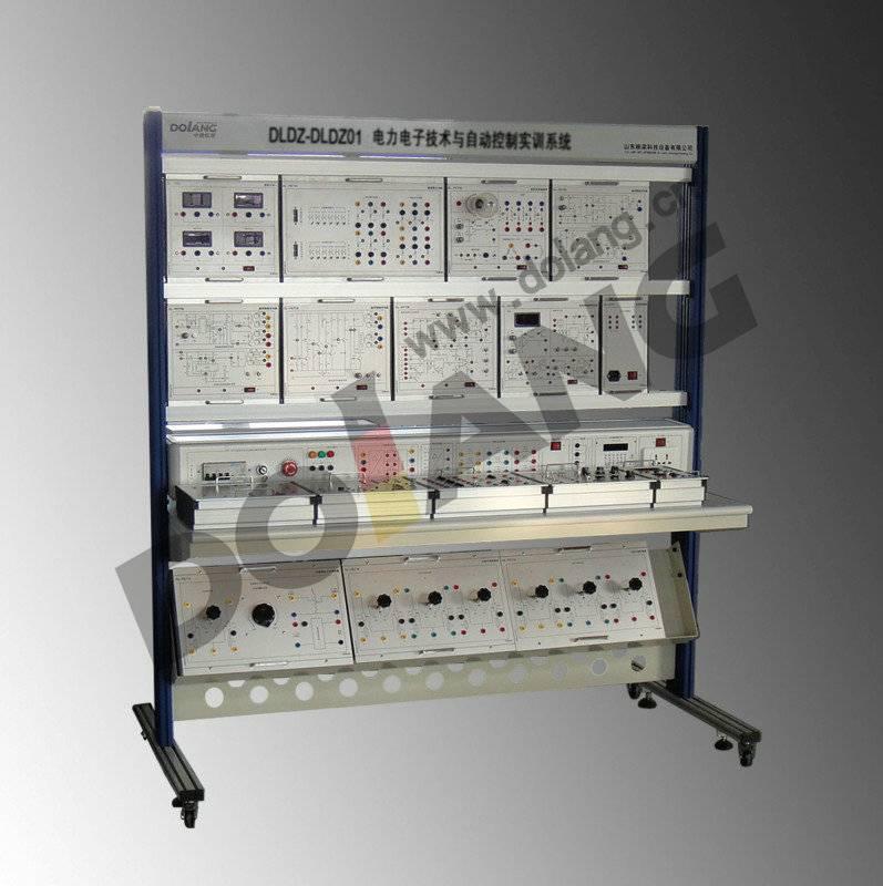 DLDZ-DLDZ01 Power Electronic Technology and Automatmion Control Training Syste