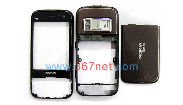 Nokia N85 Original Housing With Battery Cover