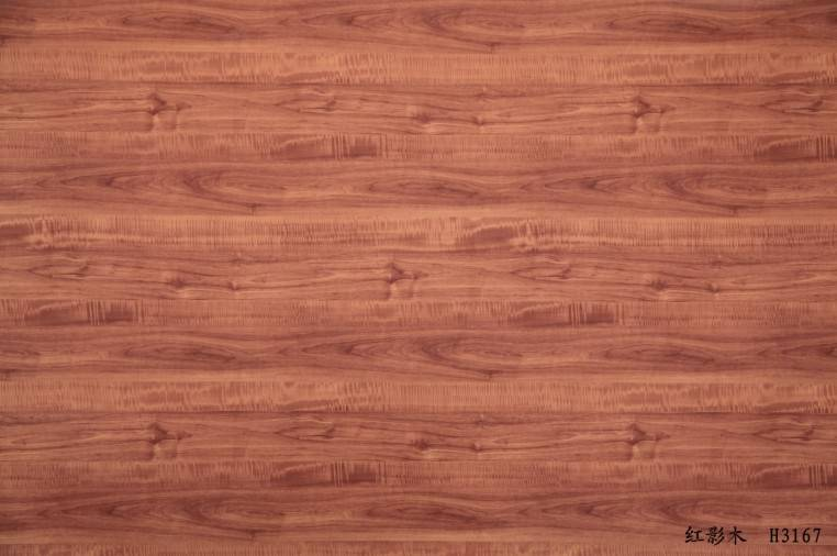wood grain paper for furniture and floor surface