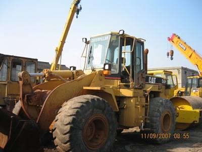 Kawasaki KLD65, KLD70, KLD70B, KLD80, KLD85 loader