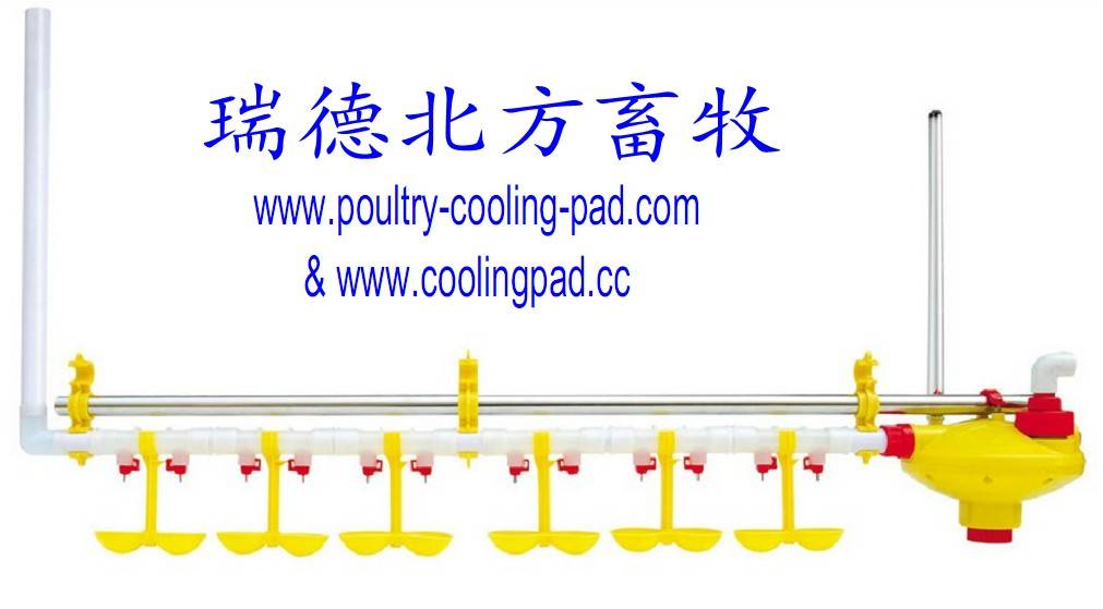 automatic nipple drinkers poultry equipment - NORTHHUSBANDRY