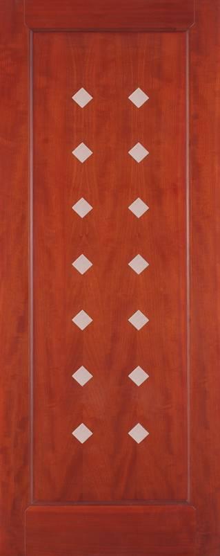 interior flush wooden doors