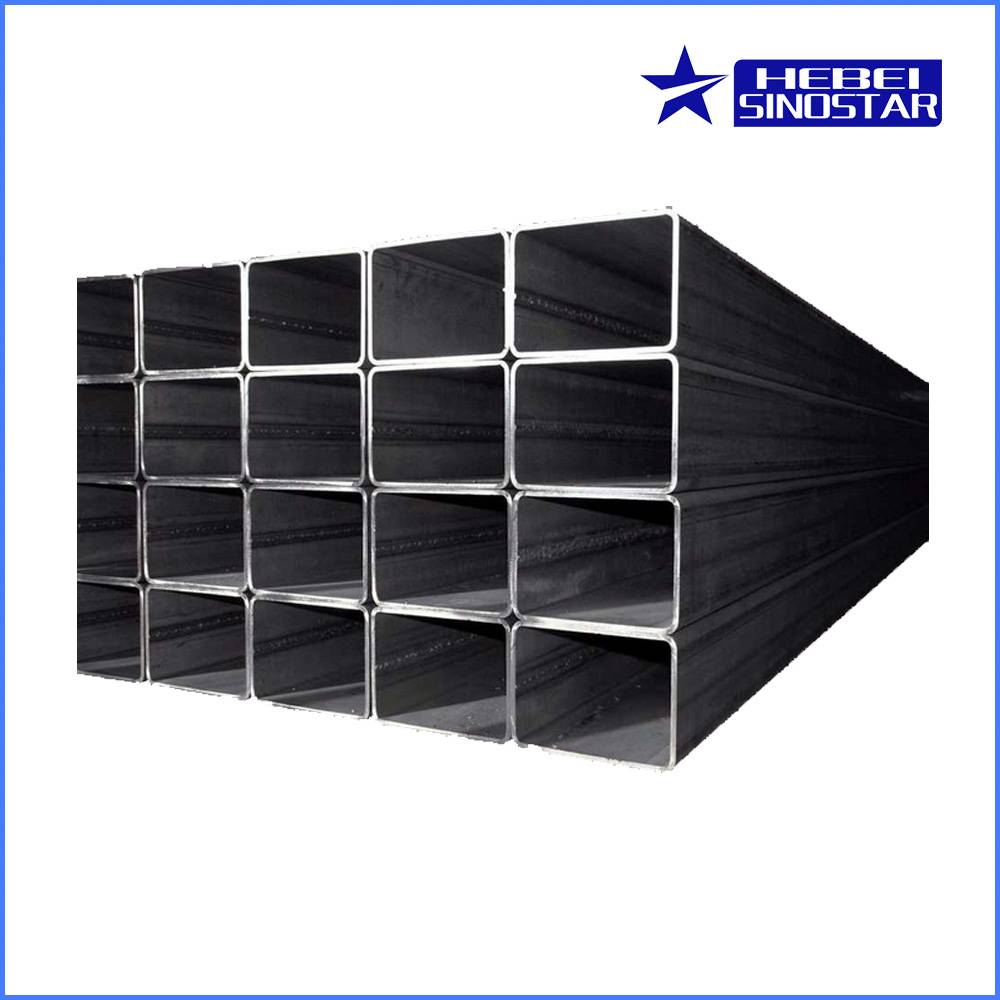 Hot Rolled Steel Rectangular Pipes